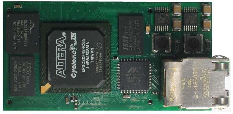 Модуль DBM_3C80
