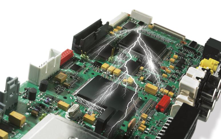 формирования сигналов HDMI