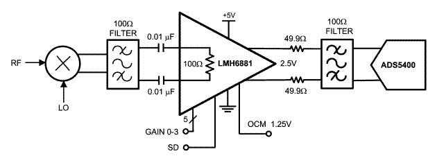 Схема усилителя 2.4 ггц