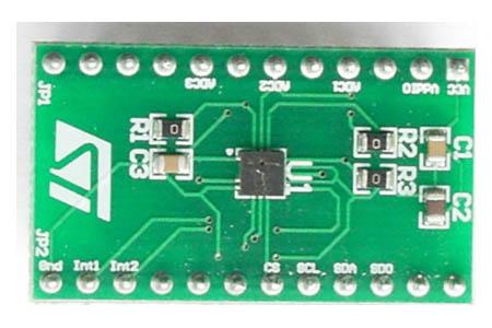 STEVAL-MKI124V1 и